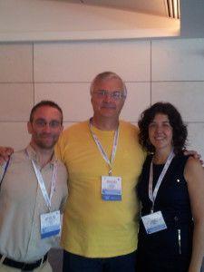 Dr. Escribá, Dra.Soria y Dr:Rye